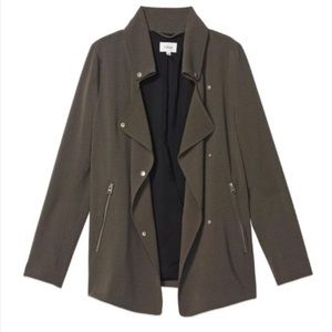 Wilfred Mayet Jacket in Olive Green